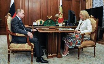 Путину рассказали о «превышающем разумные пределы» росте долгов