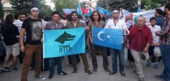 В Турции митинговали против притеснения уйгуров-мусульман