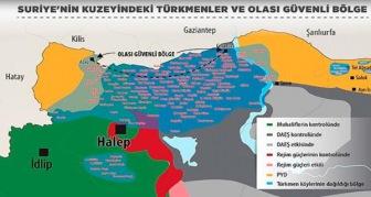 Военная операция Турции: союзники, противники и перспективы