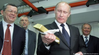 Просчет на просчете. Вложенные Путиным деньги в золото обесцениваются