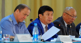 Кыргызстан: борьба с Исламом