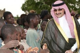 Саудовский принц аль-Валид бин Талал собирается пожертвовать все свое состояние