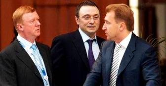 Кремль «сливал» Сулеймана Керимова по схеме Чубайса