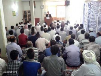 В Тегеране уничтожена единственная суннитская мечеть