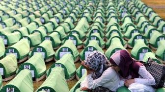 Непризнанный геноцид Сребреницы