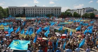 Россия пытается нейтрализовать крымских татар