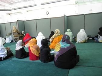 В США пройдет кампания за открытие мечетей для женщин