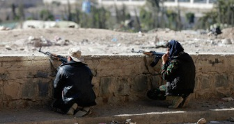В столице Йемена объявлено ЧП