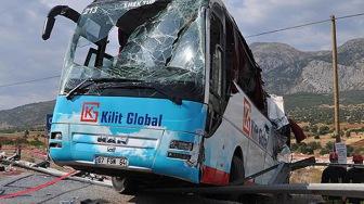 Четверо россиян погибло в Турции