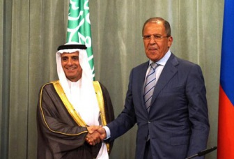 """Лавров назвал министра иностранных дел Саудии """"дебилом""""?"""
