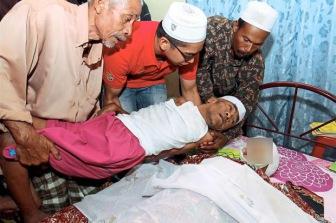 Героическая мать-мусульманка умерла в возрасте 101 года