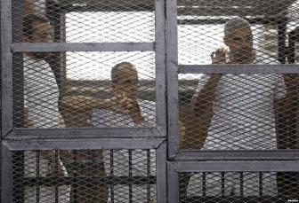 """В Египте приговорены журналисты """"Аль-Джазиры"""""""