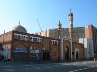 У Лондонской мечети позаботятся о бездомных