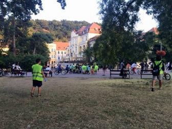 Арабы провели субботник в чешских Теплицах