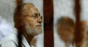 Ко второму пожизненному сроку приговорили духовного лидера «Братьев-мусульман»