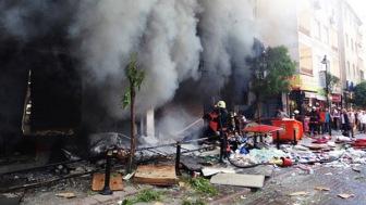 Серия беспрецедентных терактов в Турции