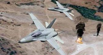 Одновременная атака позиций хусиитов с моря и воздуха