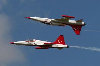 Мощный удар Турции по курдским боевикам