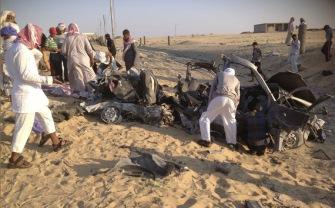 В Синае идут постоянные столкновения с армией палача Сиси