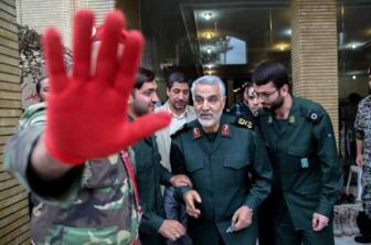 Москва: визит шиитского террориста и поддержка курдских