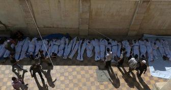 Авиаудары ВВС Башара Асада ежедневно продолжают убивать мирных жителей