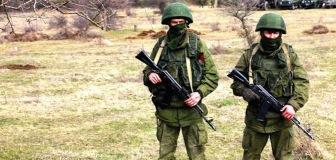 Трое суток военные военные проводят спецоперацию в Бахчисарае