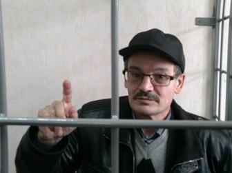 Рафису Кашапову дали 3 года лагерей