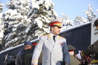 Таджикский эксперт о генерале Назарзоде