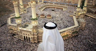В Саудовскую Аравию прибыло более миллиона трехсот тысяч паломников