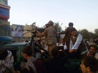 Талибы взяли Кундуз и обещают милосердие