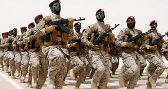 Десять тысяч солдат из Саудовской Аравии отправились в Йемен