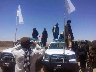 Новая победа талибов: Фарах