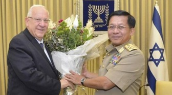 Братья по духу: Мьянма крепит отношения с Израилем