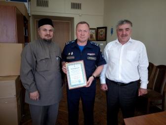 """""""Мусульманские молитвы"""" для воинов мусульман"""