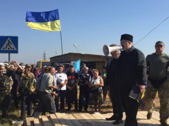Меджлис начал блокаду Крыма