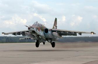 Двадцать восемь боевых российских самолетов направлены в Сирию