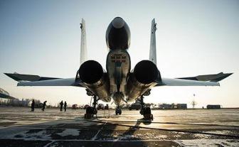 Российские бомбардировщики прибыли в Сирию