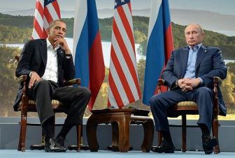 Путин выступает в ООН и встречается с Обамой