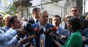 Эрдоган о переговорах по Сирии