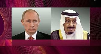 Путин инициировал разговор по телефону с королем Саудовской Аравии Салманом