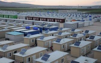 Сколько тратит Турция на размещение беженцев?