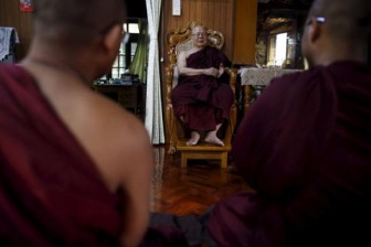 Запрет на полигамию - очередная победа буддистских экстремистов