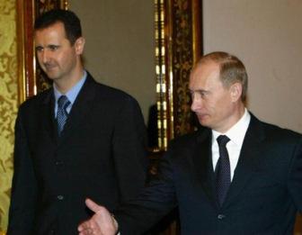 Визит в Москву. Асад будет просить Путина или Путин Асада?