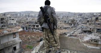 Начались удары боевиков по российской авиабазе в Сирии