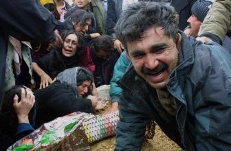 Столкновения в Ираке: курды против курдов