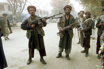 Талибы ведут активное наступление. Захвачен районный центр Даркад