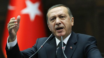 Президент Турции не пустит курдов на север