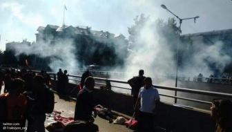 Крупный теракт в Анкаре. Поочередно взорваны две бомбы
