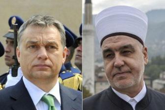 Премьер Венгрии и муфтий Боснии поспорили об Исламе в Европе