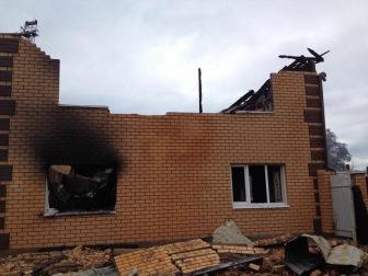 В г. Узловая Тульской области сожгли мусульманский молитвенный дом